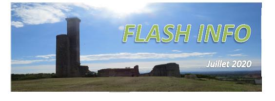 couverture Flash info